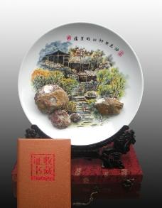 杨增超石画艺术图片