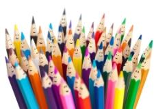 另类铅笔小人图片