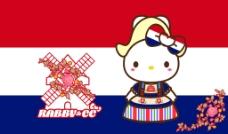 RABBYCC 郁金香之国荷兰图片