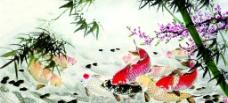春桃带雨农图片