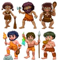 野人部落图片