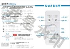 智能灯饰遥控器图片