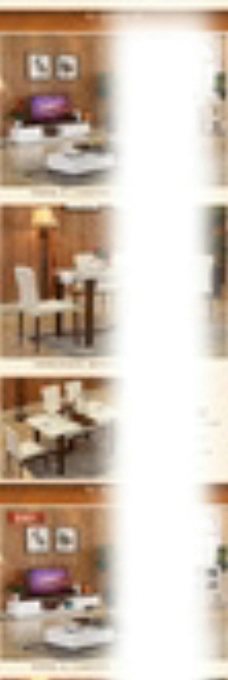 北欧餐桌椅图片