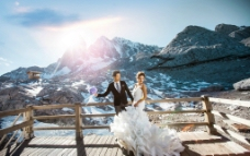 影楼婚纱摄影图片