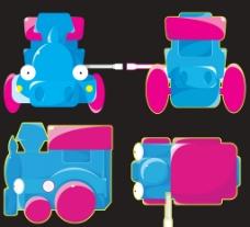 玩具车图片
