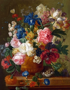 鲜花艺术图片