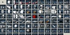 3DS包装设计模型图片