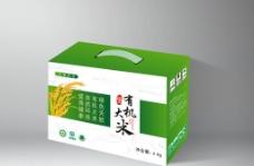 生态米包装 展开图图片