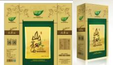 山茶油包装设计图片