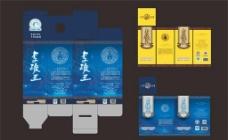 李渡王白酒 包装盒图片