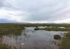 高原草原风光图片