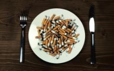 香烟另类广告图片