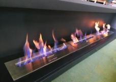 2米酒精壁炉 评测图片