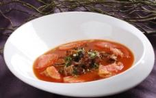 番茄煮牛柳图片