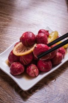 柠檬樱桃萝卜图片