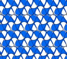 蓝纹黑网花纹图片