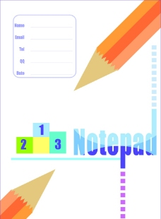 笔记本封面图片