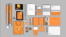 高端VI设计提案模版效果图智能图片
