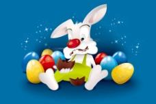兔子彩蛋图片