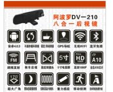 DV210 功能描述图片