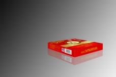 月饼盒效果图图片