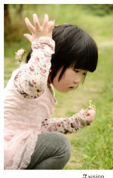 可爱童年图片