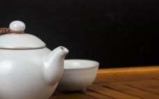 中国风茶具图片