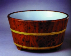 瓷器盆图片