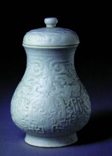 瓷器罐图片