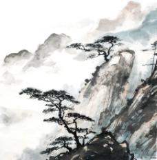 黄山烟云图片