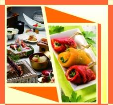 日本寿司料理图片