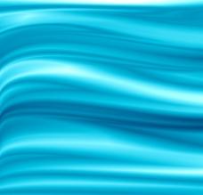 蓝色丝绸底纹图片