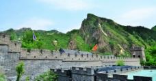 黄崖关长城风景区图片