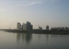 汉江风景图片