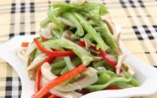 贡菜拌鲍菇图片