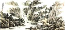 山水清音图片