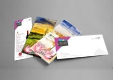 信封式产品画册图片