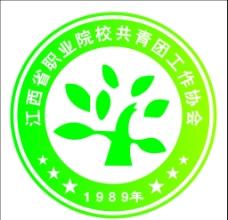 共青团工作协会会徽图片