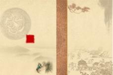 中国风封面设计图片