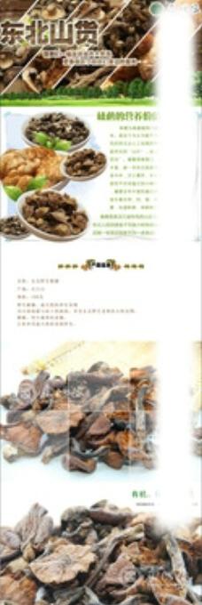 榛蘑详情图片