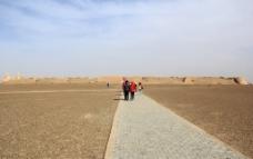 内蒙古黑城图片
