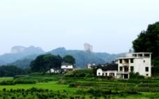 新宁崀山小山村图片