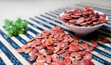 红瓜子图片
