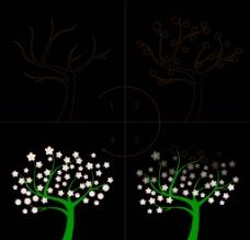 一棵开花树