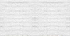白色砖块墙图片