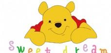 维尼熊床logo图片