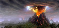 英雄联盟LOL乌云末日火山爆发图片