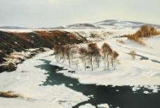 霜冷长河图片