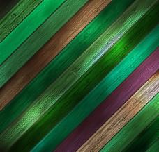 彩色木纹背景图片