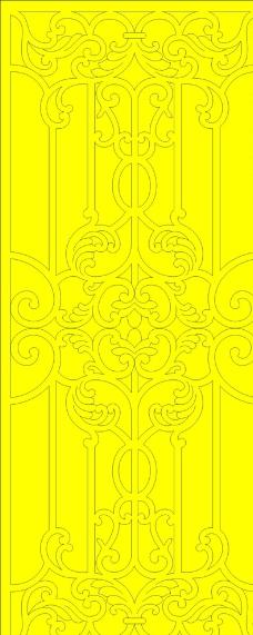 金色欧式花边边框图片